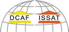 ISSAT and DCAF Logos