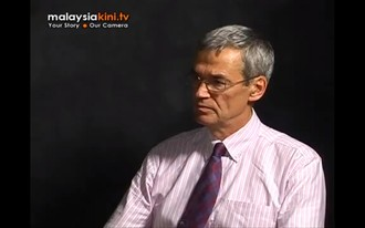 Mark Pyman interview on 'The Nature of Arms Procurement'