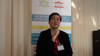 The security sector in Southeast Asia - Dr Carolina Hernandez
