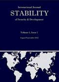 Stability - International Journal of Security and Development