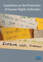 Guidelines on the Protection of Human Rights Defenders