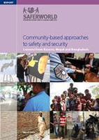 Community-Based Approaches to Safety and Security - Lessons from Kosovo, Nepal and Bangladesh