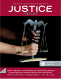 Department of Peacekeeping Operations Justice Review - Volume 3