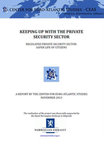 Keeping up with the Private Security Sector