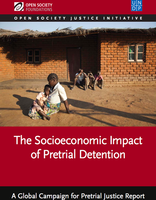 The Socioeconomic Impact of Pretrial Detention