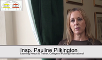 Inspector Pilkington on challenges and community policing
