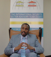 The challenges of security sector reform in Somalia.