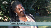 Freedom Nyamubaya (1960-2015) : ZPSP and Security Sector Transformation in Zimbabwe