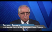An Update on the Colombian Peace Process with U.S. Special Envoy Bernard Aronson