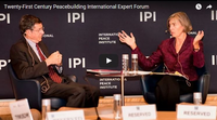 Governance, Peacebuilding, and State-Society Relations