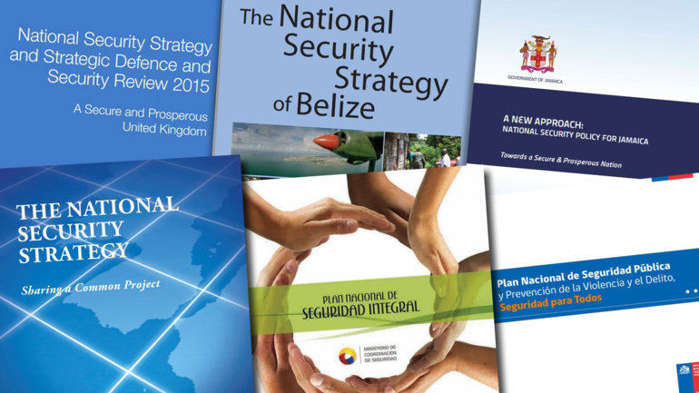 National Security Strategies International Security Sector