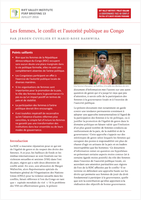 rift valley institute women congo